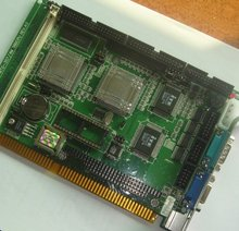 AAEON SBC-357 carte CPU demi-taille avec ISA, 386Sx