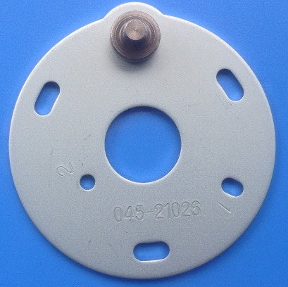 Original 045-21026 Getriebe TIMING PLATE2 LUFTPUMPE fit für Duplizierer RISO RV EV KOSTENLOSER VERSAND