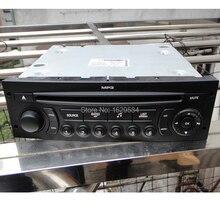 Подлинное RD45 автомобильное радио USB Bluetooth Aux для Peugeot 206 207 307 308 для Citroen C2 C3 C4 C5