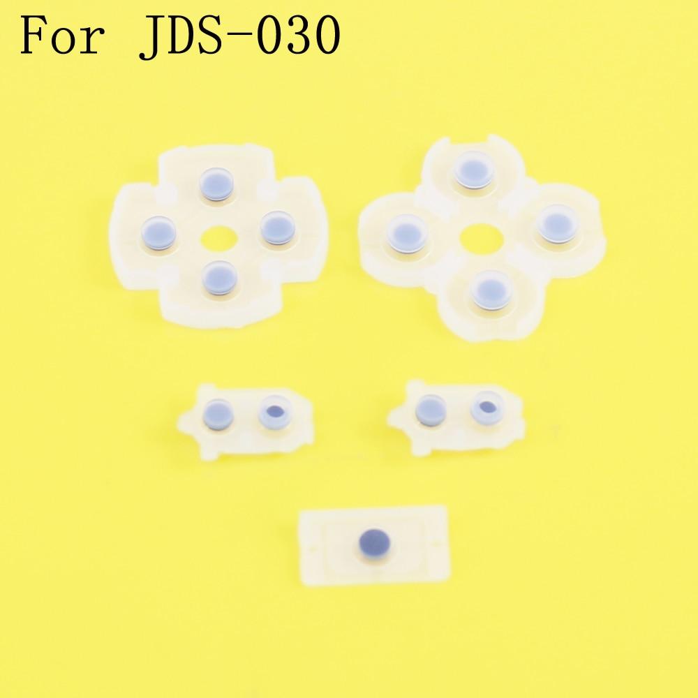 JCD для Sony PS4 проводящая пленка для контроллера силиконовая резина для PS4 JDS-030