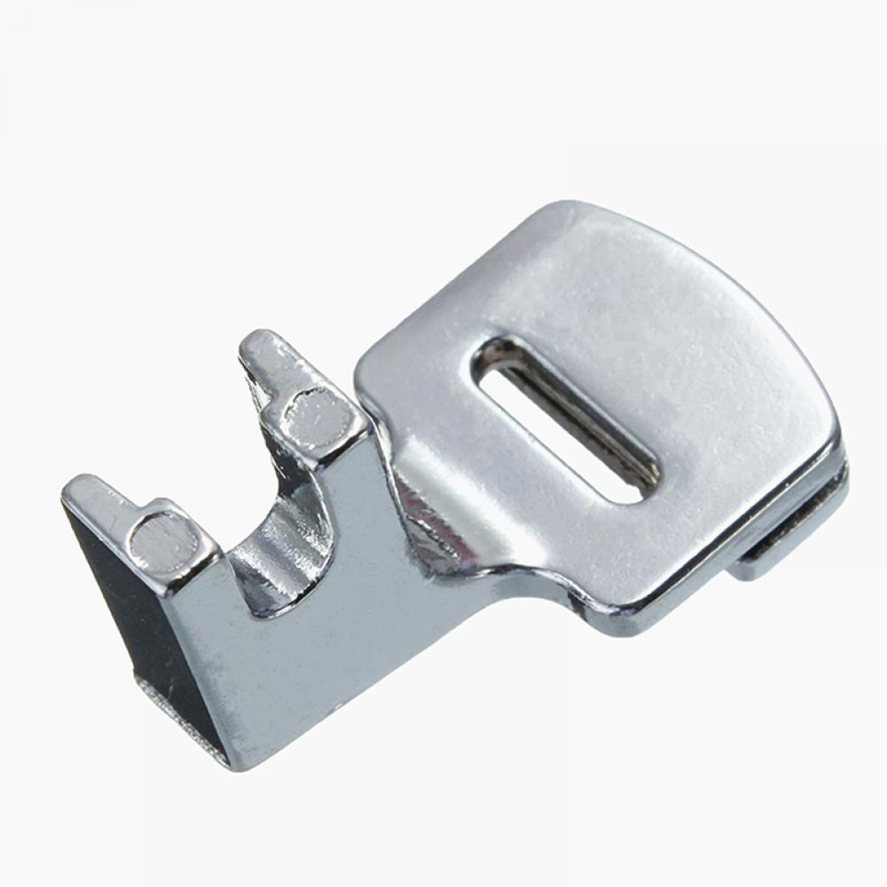 Pie prensatelas Ruffler Hem para máquina de coser singer Janome Kenmore Juki Toyota suministros para el hogar herramientas DIY