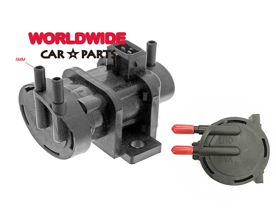 Nueva válvula solenoide EGR utiliza OE NO. 09128022, 5851030, 90502860, 851078, 4782058 para Opel Vauxhall
