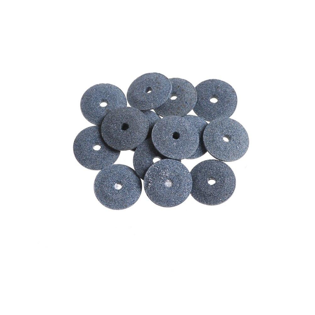 Venta al por mayor 10 unids/lote 20mm abrasivo herramientas amoladora rueda pulidora fibra de vidrio reforzado disco de corte herramienta de corte de rueda