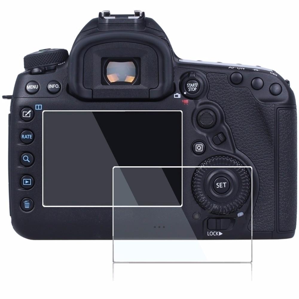 Debous Protector de pantalla LCD para Canon Eos 750D 760D 700D PowerShot G9X G7X G5x G1 X Mark III claro óptico de vidrio templado duro
