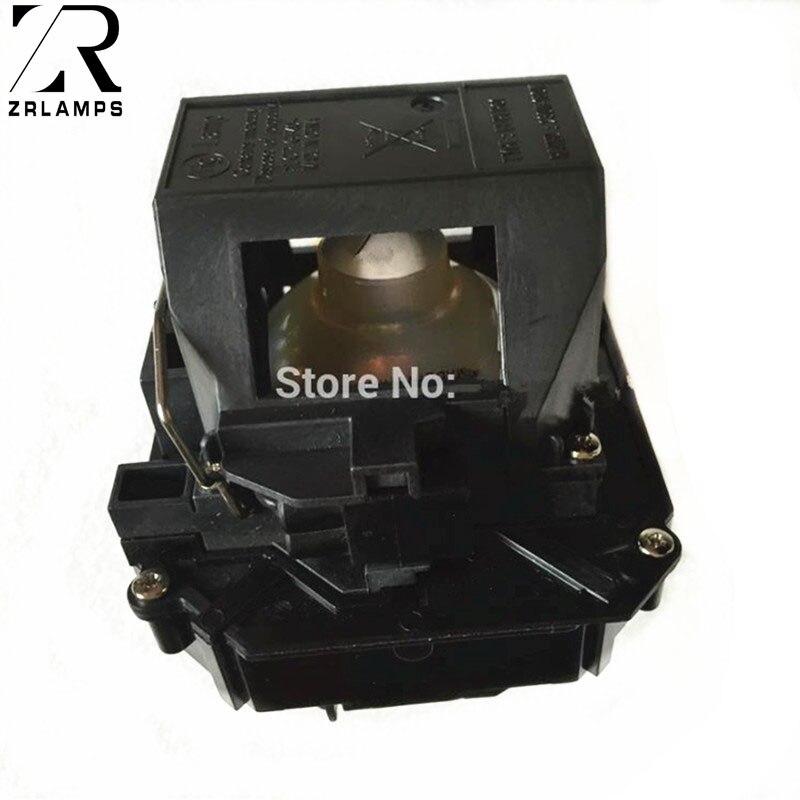 ZR Top Quality ELPLP61 lâmpada Do Projetor Originais/lâmpada EB-915w/EB-925/EB-430/EB-435W/BrightLink 436WI/ powerLite 1835