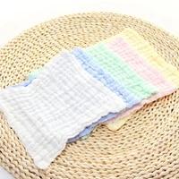cotton baby saliva towel sweat towel soft washcloth children handkerchief wash towel