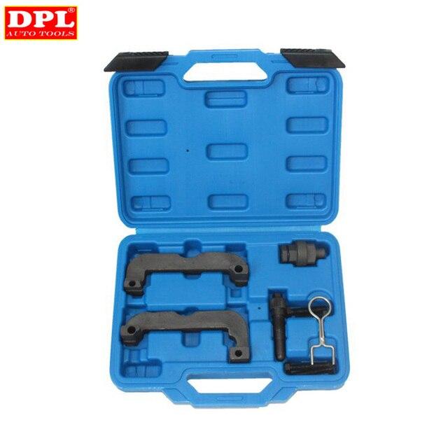 Распределительный вал двигателя комплект инструментов для VW/Audi V6 2,0/2,8/3,0 T FSI двигатель распределительного вала Инструмент для выравнивания T40133 T10172