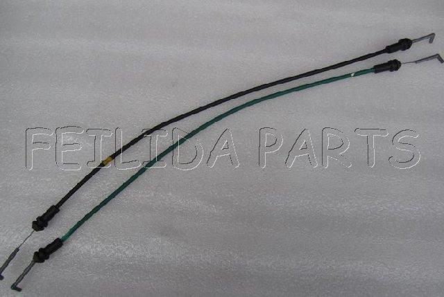 Cabo da fechadura da porta & cabo interno do punho para kia cerato 04-09 spectra 03-09