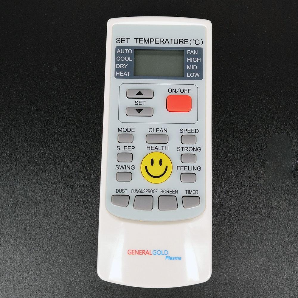New Original For AUX YKR-H/009E Air Conditioner AC Parts Remote Control недорого