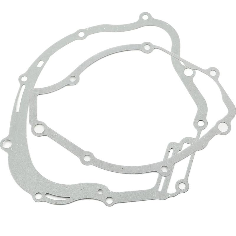 1 conjunto de acessórios do motor da motocicleta kit base juntas scooter cilindro almofadas peças vedação completa para 125cc yamaha ybr 125