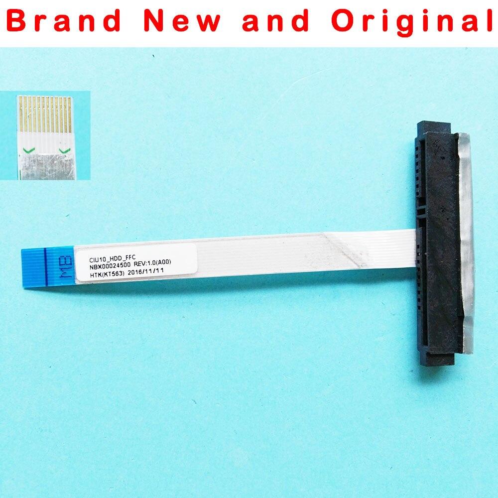 Nuevo Cable conector SATA HDD original para HP X360 11-AB 11-ab009la, cable conector de disco duro CIU10 NBX00024500
