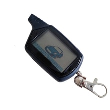 B9 Keychain Key Fob LCD Remote For Starline Twage B9 KGB FX-7 FX7 Two Way Car Alarm System