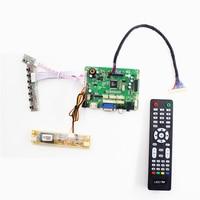 TSUX9 V2.0 VGA AUDIO AV USB HDMI-compatible LCD Controller Board LTM200KT03 M200RW01 V1 M200O1-L02 MT200LW01 V.0 VE easy diy