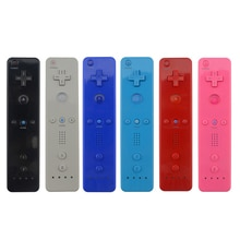 7 Colors 1pcs  Wireless Gamepad  For Nintend Wii Game Remote Controller  Joystick without Motion Plu