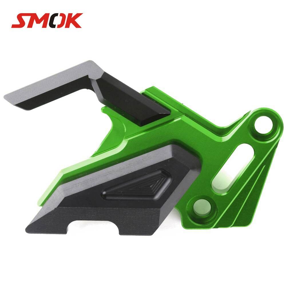Accesorios para motocicleta SMOK, pinza de disco de freno delantero de aluminio CNC, cubierta protectora para freno Brakecaliper para Kawasaki Ninja 300 Z300