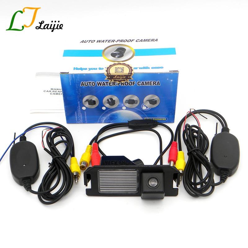 Car Parking Camera For Dodge i10 Inokom i10 / HD CCD Night Vision / RCA AUX NTSC PAL Wireless Auto Backup Rear View Camera