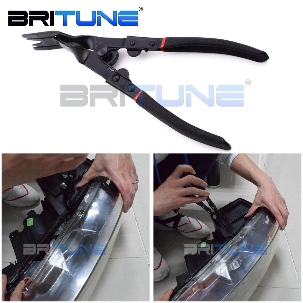 Alicates bimetálicos para reacondicionamiento de coches, Herramienta de apertura de lente de...