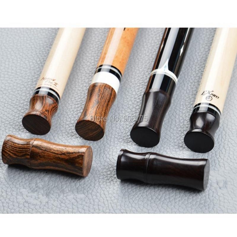 Radial Pin /3/8-10 Pool Cue Billiard Stick wood Joint Protectors- Ebony/Rosewood/Bocote wood (optional)