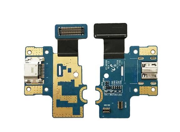 Novo Para Samsung Nota 8.0 N5100 N5110 Micro USB de Carregamento Conector do Carregador Plugue Doca do Porto Board Flex Cable Fita
