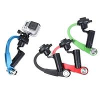 Ручной шарнирный стабилизатор для камеры Gopro для Камера для экшн-Камеры Gopro Hero 4 3 + 3 Hero 2 1 Камера Ручной Стабилизатор для спортивной экшн-каме...