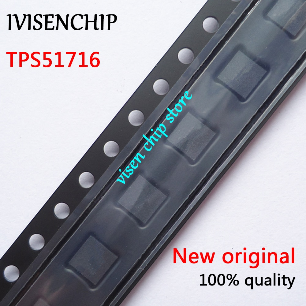10pcs TPS51716RUKR TPS51716 51716 QFN-20