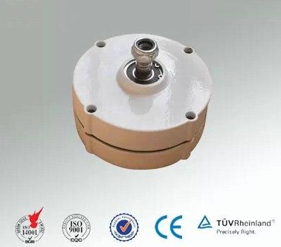 12 v 24 v 100w200w300w400w dc ima permanente gerador de vento do motor humano diy acessorios gerador