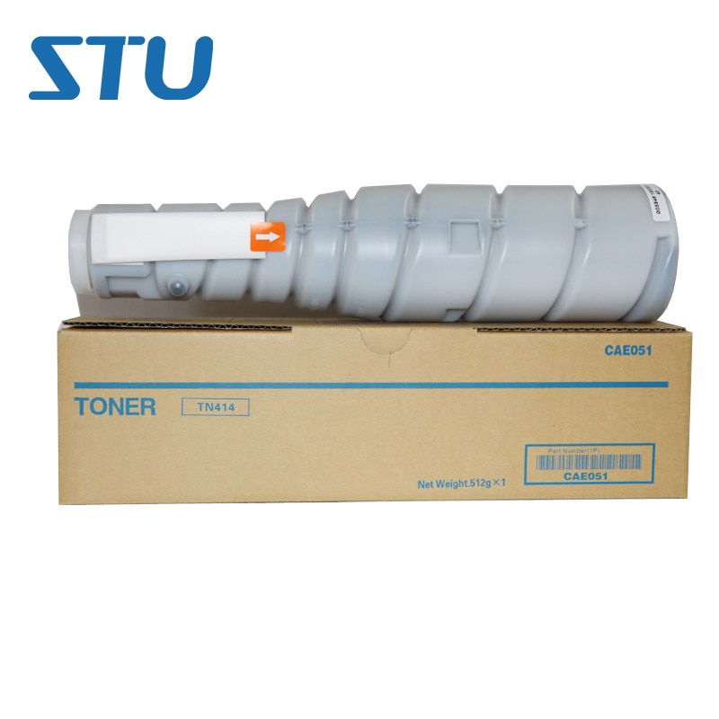 Cartucho de Toner Compatível para Konica Novo Preto Minolta Bizhub 283 363 423 7828 A202131 Tn217 1 pc