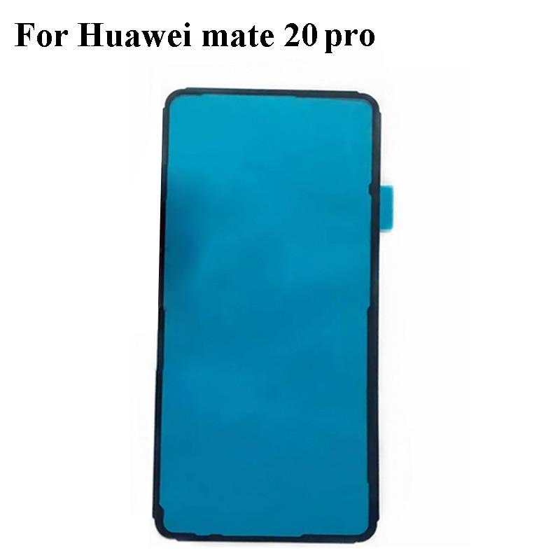 2 uds. Para Huawei Mate 20 Pro batería trasera puerta bisel 3M pegamento cinta adhesiva de doble cara para Huawei Mate 20 pro 20pro