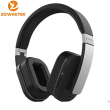 Zoweetek H01A Cuffie Bluetooth Senza Fili Stereo Bass Auricolare Cuffie Over-ear con Microfono Per Xiaomi Huawei MP3 Musica