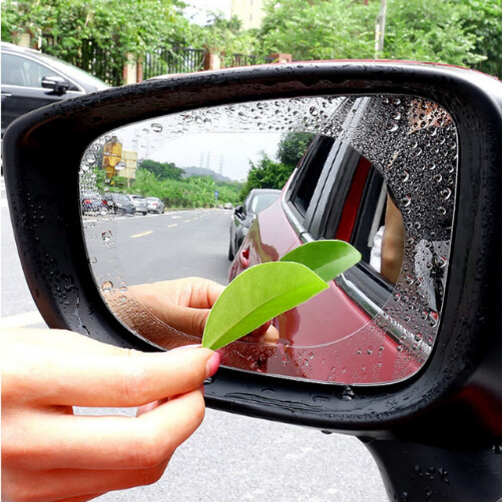 1 пара Автомобильная непромокаемая Защитная пленка для зеркала заднего вида Lifan X60 Cebrium Solano New Celliya Smily Geely X7 EC7