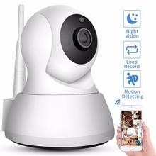 Sfuté-caméra IP de sécurité à domicile   1080P 720P, caméra réseau sans fil, caméra de vidéosurveillance, Surveillance P2P à Vision nocturne, moniteur de bébé