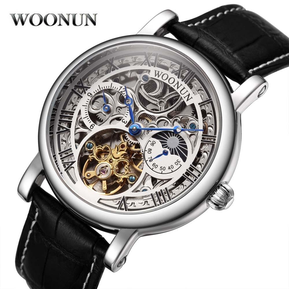 2020 New Mens Skeleton Watches Top Brand Luxury Automatic Mechanical Tourbillon Watch Men Luxury Hig