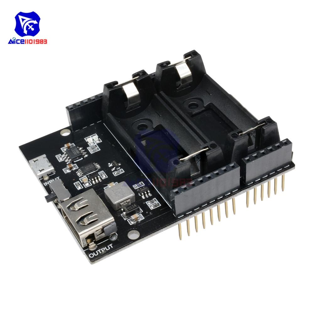 ESP8266 ESP32 блок питания перезаряжаемый Д�