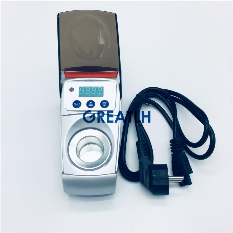 Calentador de cera para laboratorio Dental, calentador de cera Digital para laboratorio Dental
