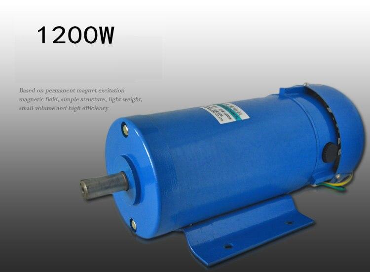 DC220V 1200 w 1800 RPM de alta potência dc regulador de velocidade do motor e reverter acessórios da ferramenta de energia elétrica do motor mecânico