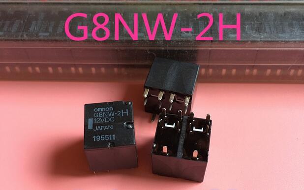 Relé G8NW-2H 12vdc G8NW-2H-12VDC g8nw2h 12vdc 12 v dc12v 10pin