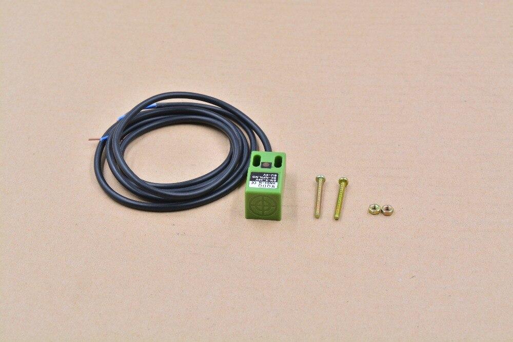 3d impresora parte inductancia interruptor de proximidad Plaza NPN DC5-30V límite mecánico fotoeléctrico