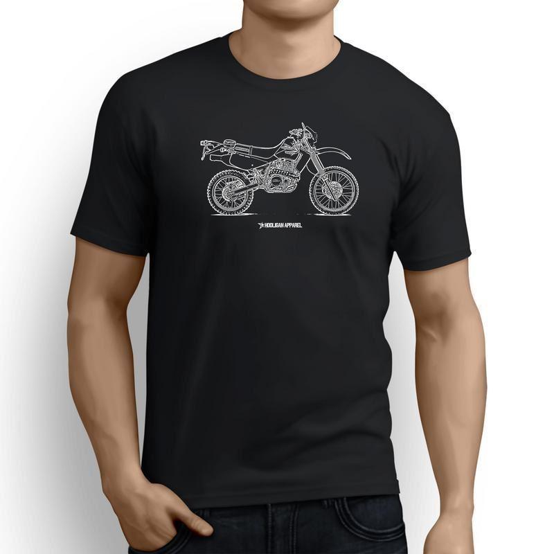 Camiseta para hombre 2019 nuevas camisetas de impresión de aficionados a la motocicleta japonesa Xr650L 2012 motocicleta inspirada