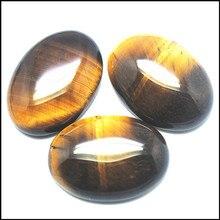 15x20mm 5 pièces perles de Cabochon en pierre naturelle ovale vert Aventurine Jadee créé des perles pour la fabrication de bijoux accessoires cabines en pierre