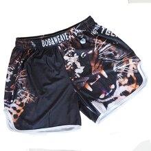 Pantalones cortos MMA para hombres, pantalones cortos de boxeo, bañadores, pantalones cortos Boxe tailandés, lucha corta, Muay Dragon Ball, pantalones cortos deportivos sueltos, pantalones cortos para hombres, Kickboxing tailandés, geniales