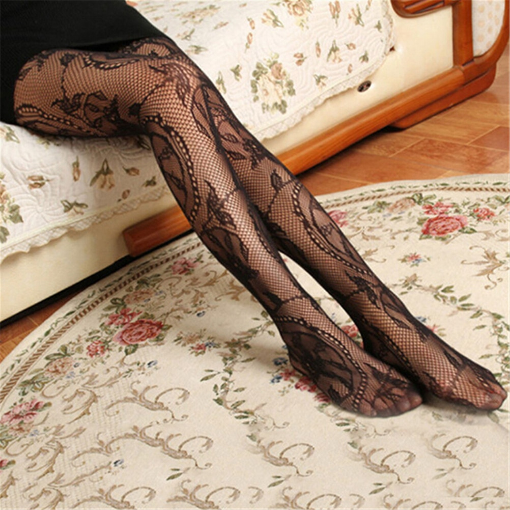 women-black-stockings-floral-pattern-print-mesh-fishnet-pantyhose-women-sexy-high-waist-stockings-high-quality