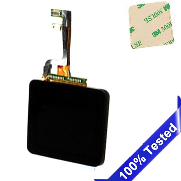 Para iPod nano 6th 6 6G LCD pantalla táctil montaje de sensor digitalizador reemplazo 3M cinta