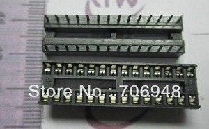 100pcs 28 Pin DIP SIP IC Sockets Adaptor Solder Type Narrow