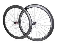 2020 miracle carbon road disc wheelset 6 bolts or centerlock 700c carbon road wheelset 1212mm axle clinchertubular disc wheel