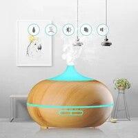 Diffuseur dhuile essentielle et darome avec humidificateur dair  appareil electrique pour aromatherapie  brumisateur pour la decoration de la maison  300ml