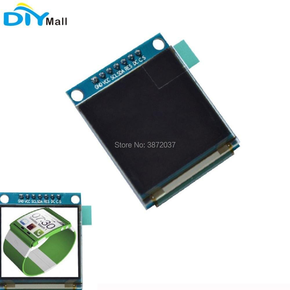 "1.5 ""SSD1351 1.5nch Colorido Módulo Display OLED SPI Motorista 128*128 para Arduino"