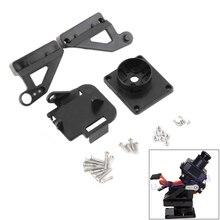 Support Servo Rc plate-forme de caméra panoramique/inclinable support de caméra Anti-Vibration pour avion FPV dédié nylon PTZ pour 9G SG90 MG90S