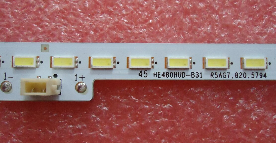 FOR Hisense LED48K461X3DU Article lamp  SSY-1134284-A 4224 RSAG7.820.5794 1piece=84LED 600MM