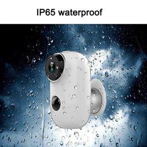 130 Degree 720P Wifi Surveillance Camera PIR Motion Sensor IR Camera for Home Office Security UY8