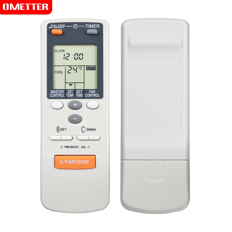 Ometter air condition ac remote control suitable for fujitsu AR-JW2 AR-DB2 AR-DB7 AR-HG1 AR-JW11 ar-jw33 ar-jw19 KTFST001